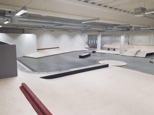 Invigning av nya skatehallen i Skellefteå 7