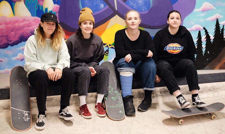 Systraskate i Skellefteå