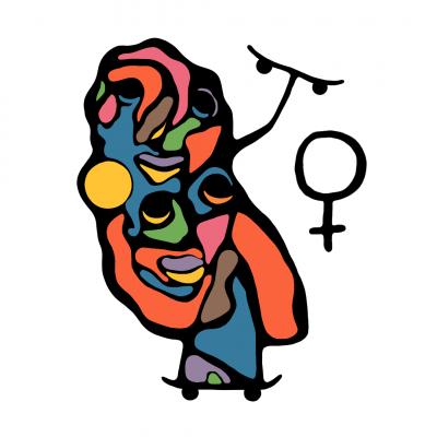 Systraskate logotyp
